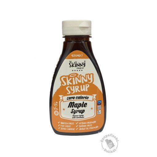 Skinny Maple Juharszirup ízű szirup, cukormentes 425ml