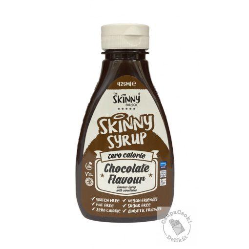 Skinny Chocolate Csokoládé ízű szirup, cukormentes 425ml