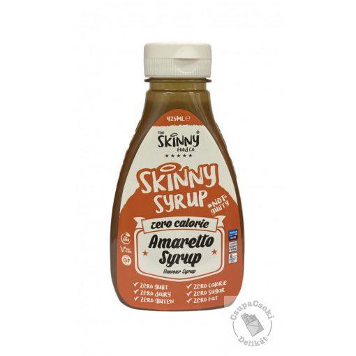 Skinny Amaretto szirup, cukormentes 425ml