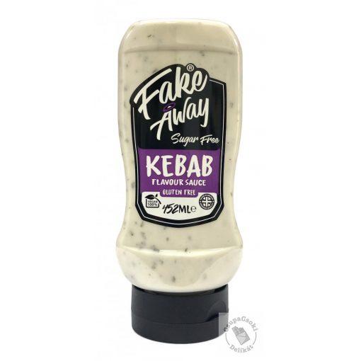Skinny FakeAway Kebab szósz, cukormentes 452ml