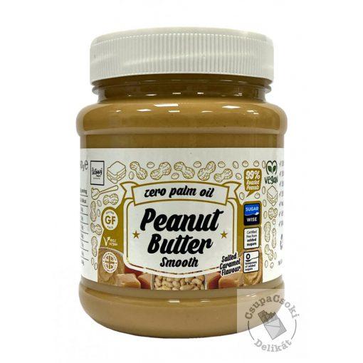 Skinny Mogyoróvaj Smooth Salted Caramel Sós karamell ízű 350g