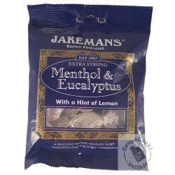 Jakemans Eukaliptusz mentolos cukorka 100g
