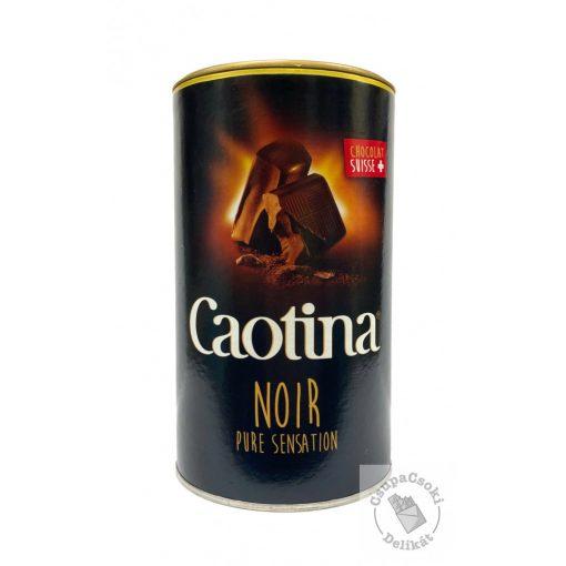 Caotina Noir Étcsokoládés, forrócsokoládé italpor 500g