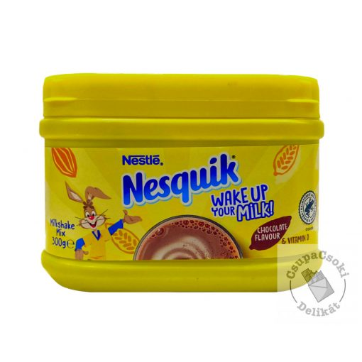 Nesquik Chocolate Csokoládé ízesítésű italpor 300g