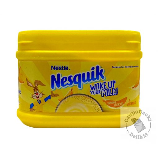 Nesquik Banana Banán ízesítésű italpor 300g