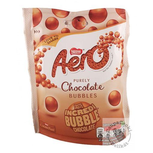 Nestlé Aero Buborékos tejcsokoládé golyók 102g
