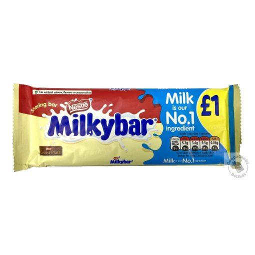 Nestle Milkybar Fehércsokoládé 90g