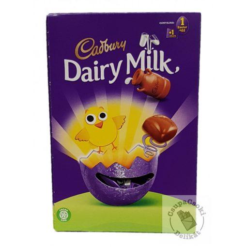 Cadbury Tejcsoki tojás ajándékdobozban 71g