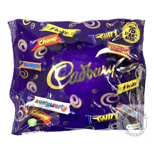 Cadbury Family Treatsize Csokoládé válogatás 222g