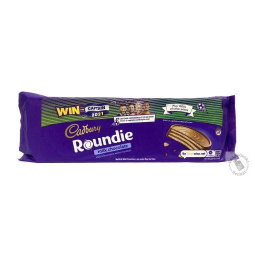 Cadbury Roundie Tejcsokoládés töltött ostya 6db-os 180g