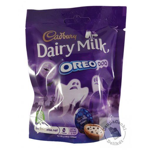 Cadbury Oreooo Eggs Mini töltött csokitojások 82g