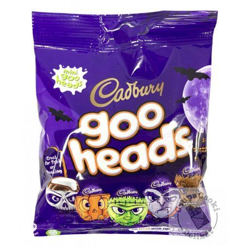 Cadbury Goo Head Mini töltött tejcsokoládé 78g