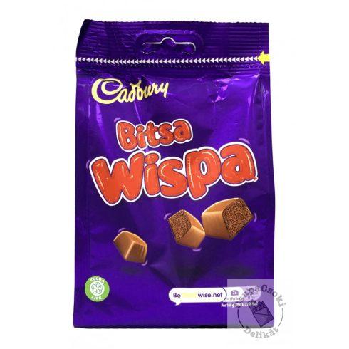 Cadbury Bitsa Wispa Tejcsokoládé 110g