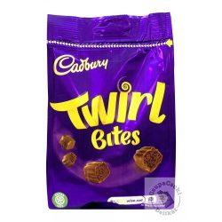 Cadbury Twirl Bites Tejcsokoládé 109g