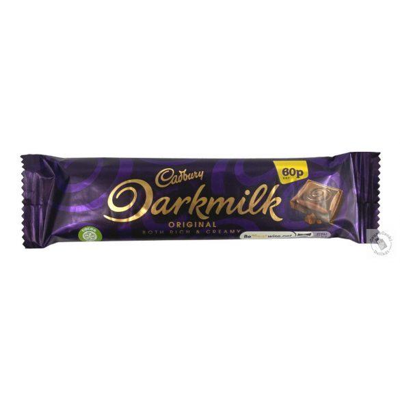 Cadbury Darkmilk Tejcsokoládé szelet 35g