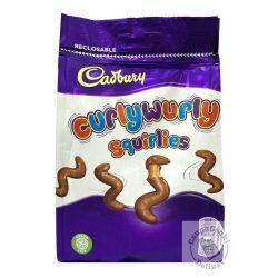 Cadbury CurlyWurly Tejcsokoládé karamellel töltve 110g