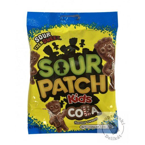 Sour Patch Kids Cola Kólás savanyú gumicukor 160g