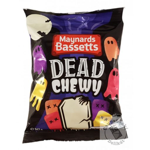 Maynards Bassetts Dead Chewy Gumicukor 162g