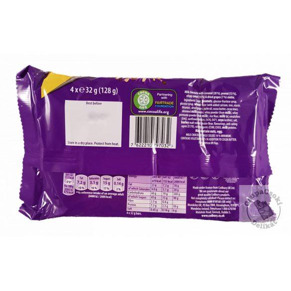 Cadbury Picnic szelet 4-es csomag (4x32g) 128g