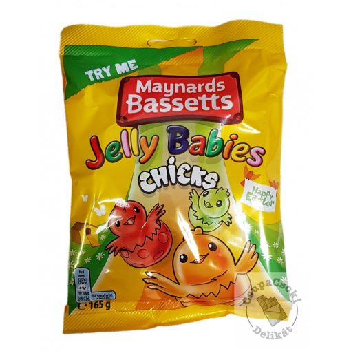 Maynards Jelly Babies Chick Gumicukor 165g