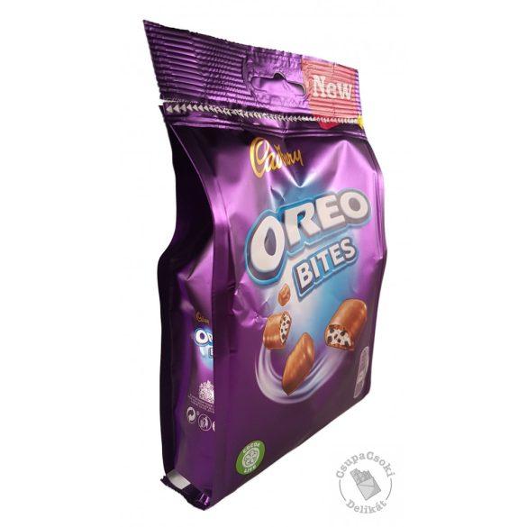 Cadbury Oreo Bites Tejcsokoládé oreo kekszes töltelékkel 110g
