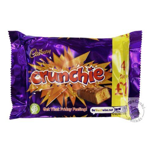 Cadbury Crunchie szelet 4-es csomag (4x26,1g) 104,4g