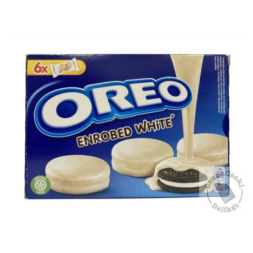 OREO keksz Fehércsokoládéba mártva 246g