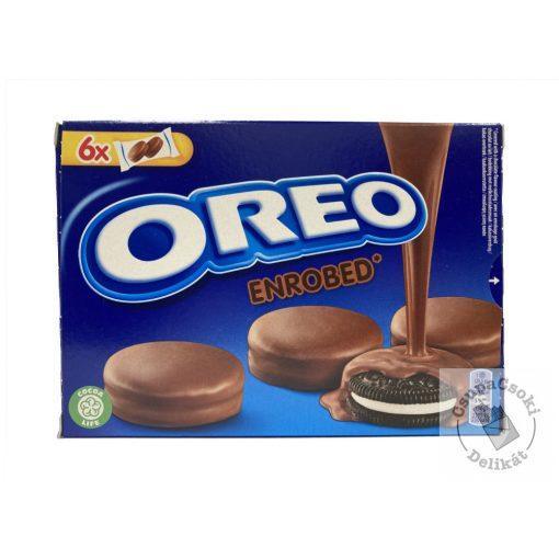 OREO keksz Tejcsokoládéba mártva 246g