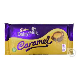 Cadbury Caramel Tejcsokoládé lágy karamell töltelékkel 200g