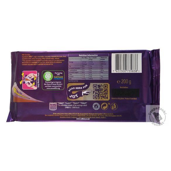 Cadbury Tejcsokoládé 200g