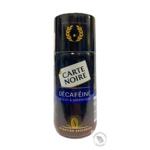 Carte Noire Koffeinmentes instant kávé 100g