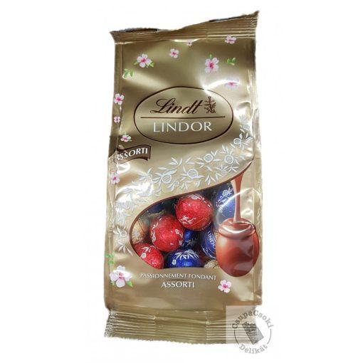 Lindt Lindor Assorted Mini csokitojás válogatás 180g