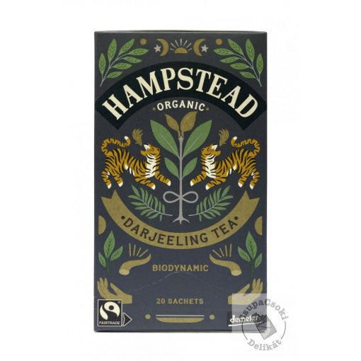 Hampstead Darjeeling tea 20filter, 40g