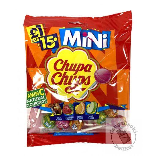 Chupa Chups Mini Nyalóka több ízben 15db 90g