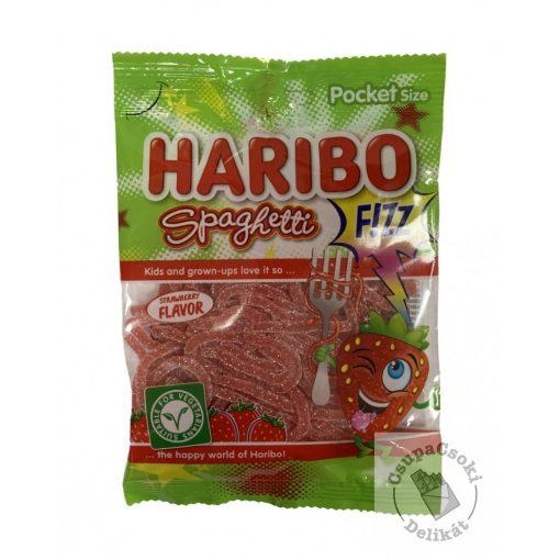 Haribo Spaghetti Eper ízű gumicukor 75g