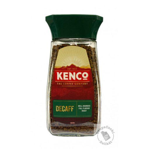 Kenco Koffeinmentes instant kávé 100g