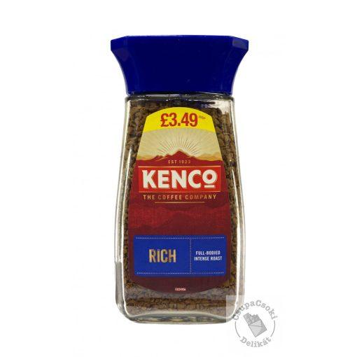 Kenco Rich Instant kávé, intenzív pörkölésű 100g