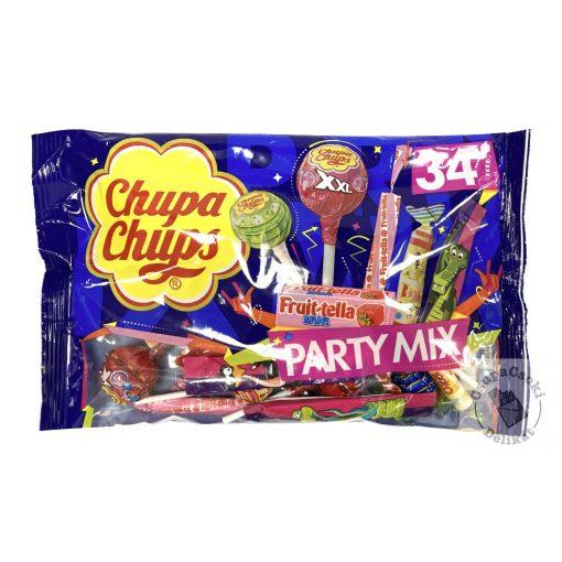 Chupa Chups Party Mix Halloween Cukorka válogatás 400g