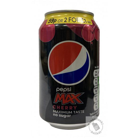 Pepsi Max Cherry 330ml