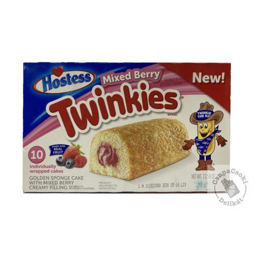 Twinkies Mixed Berry Töltött piskóta 385g
