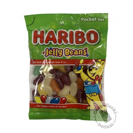 Haribo Jelly Beans Zselés cukordrazsé 85g
