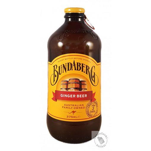 Bundaberg Ginger Beer Gyömbér sör alkoholmentes szénsavas üdítő 375ml
