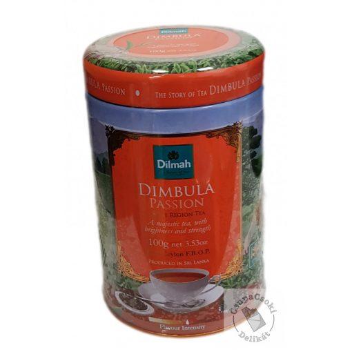 Dilmah Story of Tea Dimbula Fekete tea fémdobozban 100g