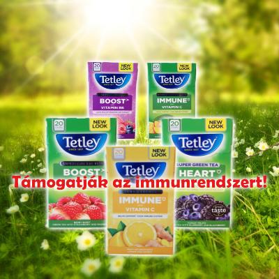 Bemutatjuk vitaminos teáinkat – Támogassuk immunrendszerünket!