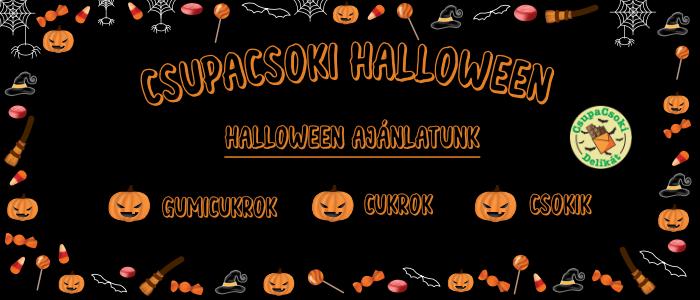 CsupaCsoki Halloween