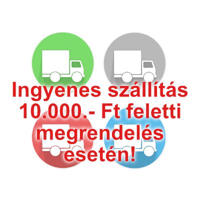 Ingyenes szállítás 10.000.- Ft felett